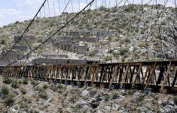 Una gema del bolsón de Mapimi - Puente de Ojuela